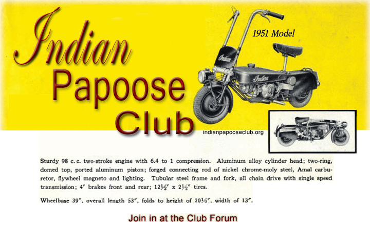 Indian Papoose Club